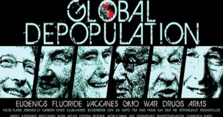 The-Depopulation-Agenda-For-a-New-World-Order-Agenda-21-Video